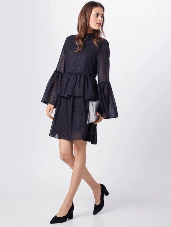 Tigha Kleid 'Kourtney Glitter' in schwarz für 44,91€ inkl. Versand (statt 60€)