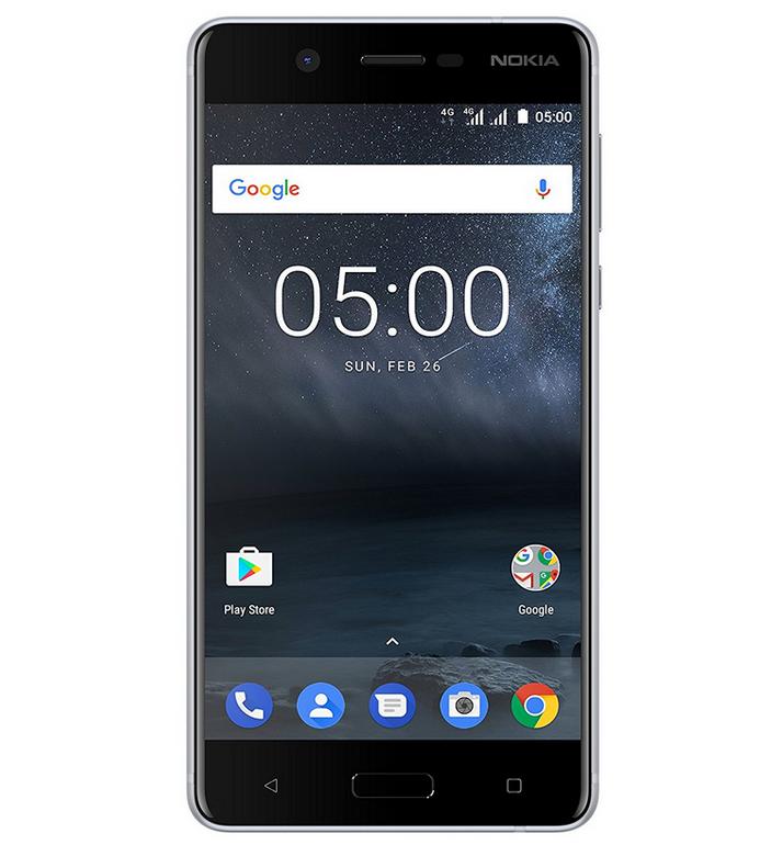 Nokia 5 Dual-Sim Smartphone mit 16GB ab 99€ inkl. VSK (statt 115€)