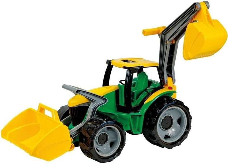 Lena Giga Trucks - Traktor mit Frontlader & Baggerarm für 24,98€ inkl. Versand (statt 30€)