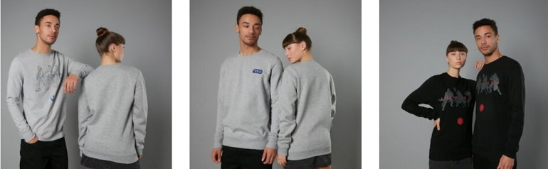 The Rise of Skywalker Pullover 2