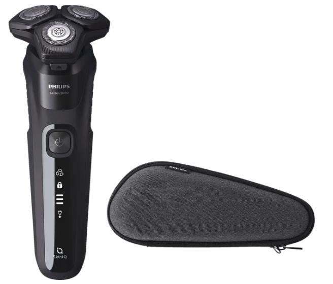 Philips S5588 Rasierer (Aquatec Wet & Dry) in Schwarz für 88€ inkl. Versand (statt 115€)