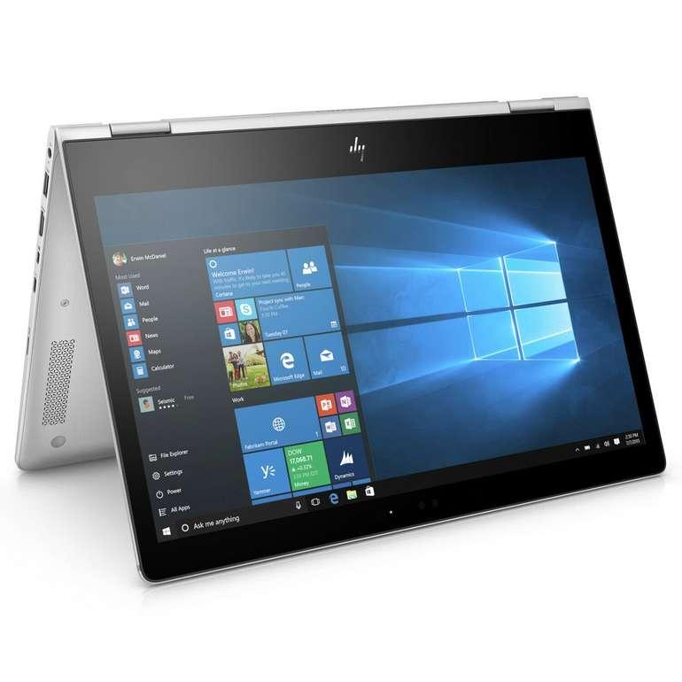"""HP EliteBook X360 1030 G2 (i7-7600U, 8GB, 512GB SSD, 13,3"""") für 588€ inkl. Versand (statt 669€) - B-Ware!"""