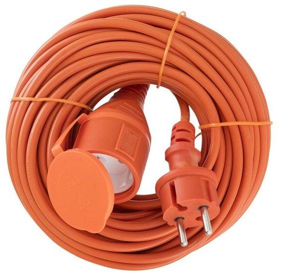 20 Meter Verlängerungskabel (spritzwassergeschützt IP44) mit Klappe für 15€ inkl. Versandkosten