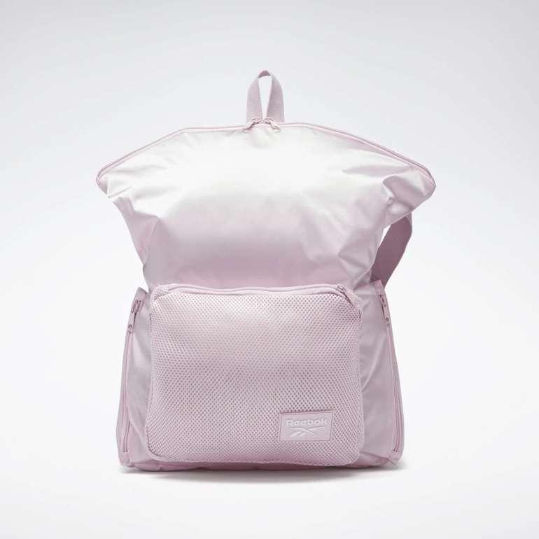 Reebok Active Enhanced Backpack in Rosa für 15,98€ inkl. Versand (statt 41€)