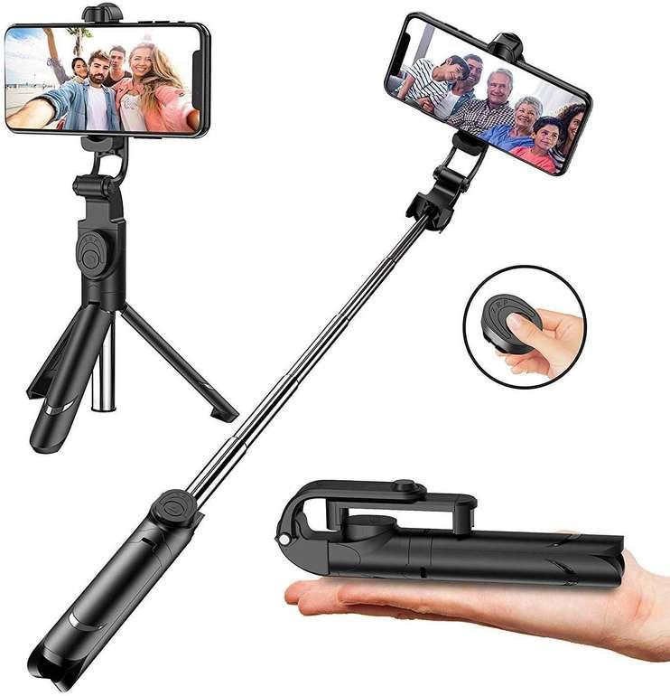 Avaspot  3in1 Bluetooth Selfie Stick für 7,80€ inkl. VSK - Prime!