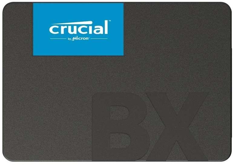 Crucial BX500 – 1TB interne SSD 2,5 Zoll für 77,47€ inkl. Versand (statt 93€)