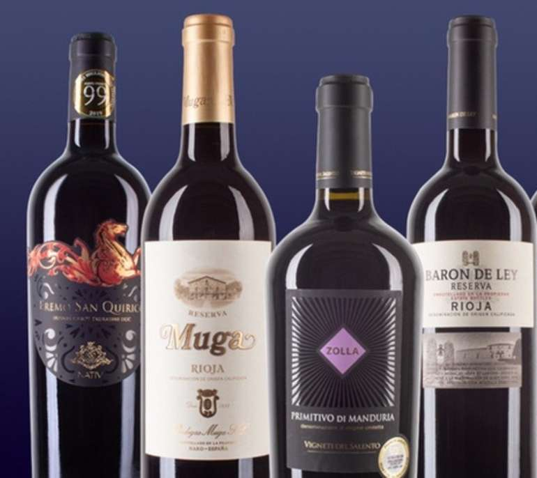Groupon: 50€ Gutschein für Silkes Weinkeller nur 21,25€ - z.B. 3x Miraval Rosé + Füllartikel für 27,89€