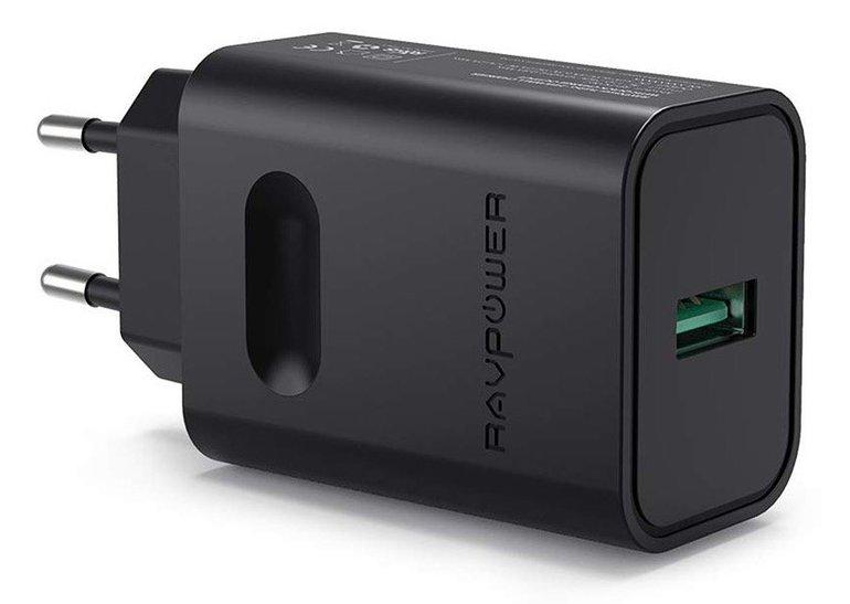 24W RAVPower USB-Ladegerät mit Quick Charge 3.0 für 6,81€ inkl. Versand (Prime)