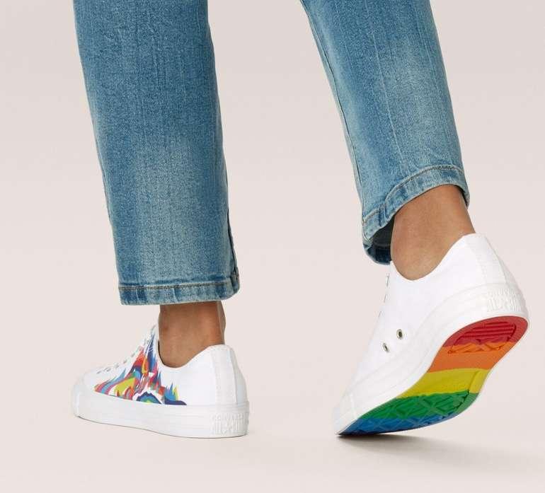 Converse Pride Chuck Taylor All Star Low Top Sneaker für 59,50€ (statt 70€)