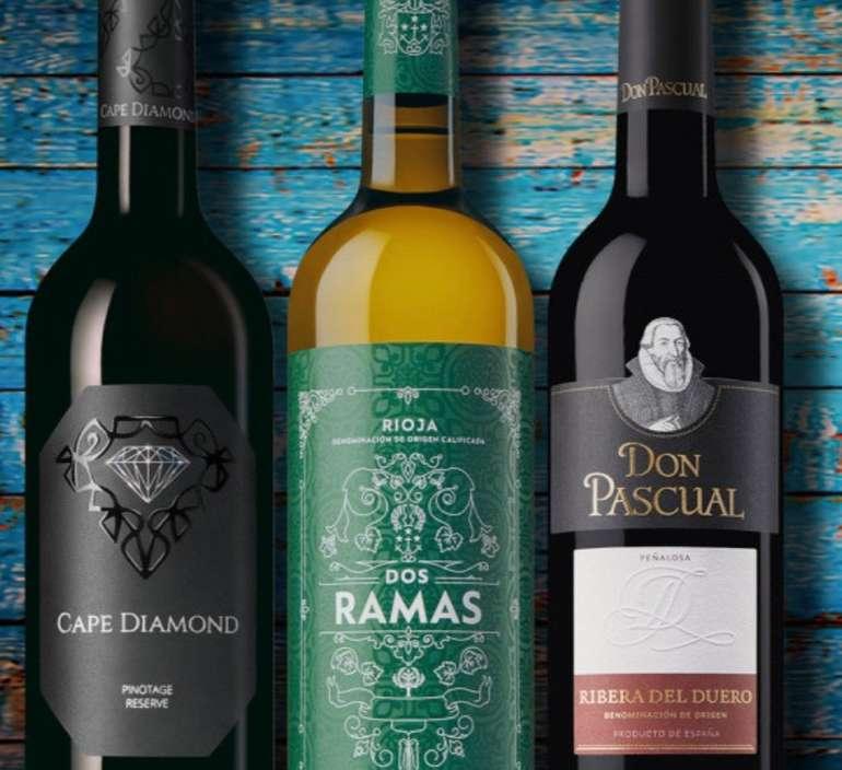 Schuler Weine: 60€ Rabatt ab 100€ Bestellwert – z.B. 15 Flaschen La Torre Rotwein (2018) für 43,50€