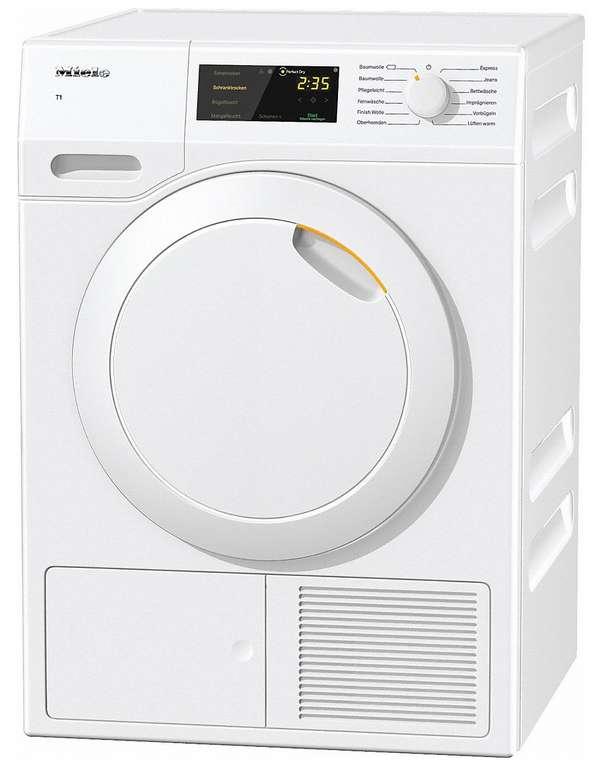 Miele TCB 150 WP Wärmepumpentrockner A++  in lotosweiß für 759€inkl. Versand (statt 829€)