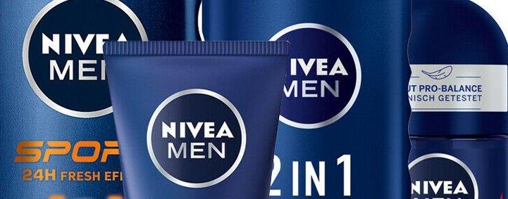 Nivea Men Vorteilspack 5-teilig