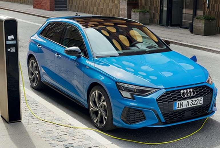 Privatleasing: Audi A3 Sportback 40 mit 204 PS für 169€ mtl. (BAFA, LF: 0,47, Überführung: 972€)