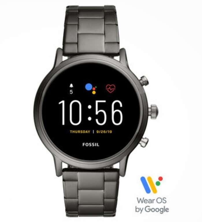 """Fossil Carlyle HR """"FTW4024"""" Herren Smartwatch für 244,15€ inkl. Versand (statt 283€)"""