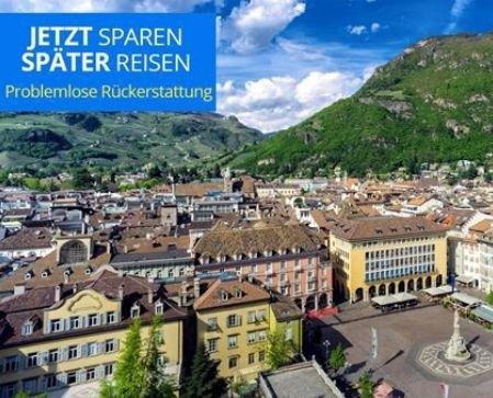 Südtirol: Ab 2 Nächte 4* Four Points by Sheraton Bozen inkl. Junior-Suite-Upgrade, Halbpension bis Okt. ab 119€ p.P