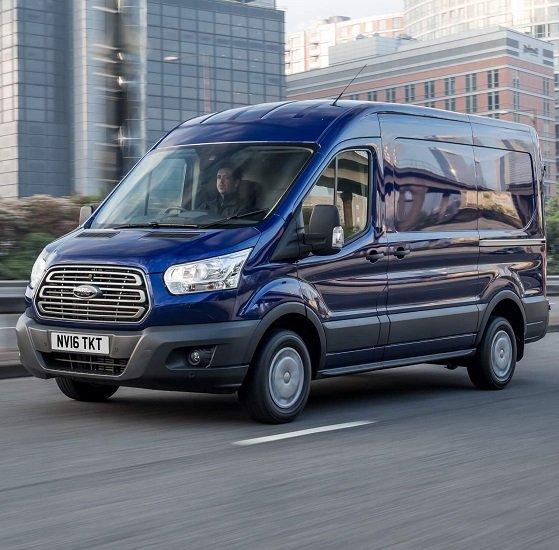 Ford Transit 350 L2H3 mit 131PS als 9-Sitzer für 76,89€ Netto mtl. im Gewerbeleasing (inkl. Wartung + Verschleiß!)