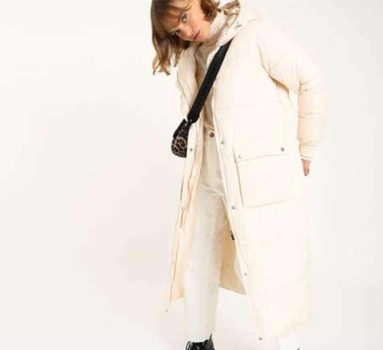 Pimkie: 30% Rabatt auf alle Jacken und Mäntel - z.B. Lange Steppjacke für 55,99€ (statt 79,99€)