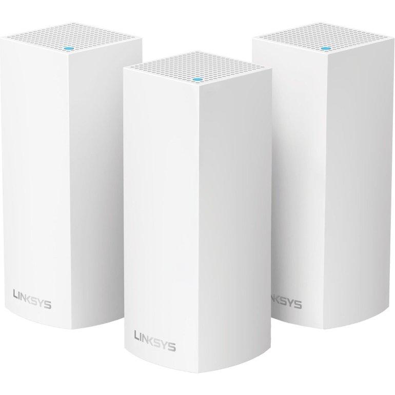 Linksys Velop Tri-Band WLAN Modulsystem AC6600 Router für 251,91€ (statt 341€)