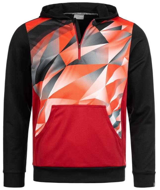 Head Racket Medley Herren Tennis Hoodie Kapuzen Sweatshirt für 21,94€ inkl. Versand (statt 51€)