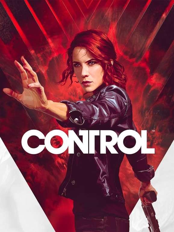 Epic Games Store: Control kostenlos herunterladen