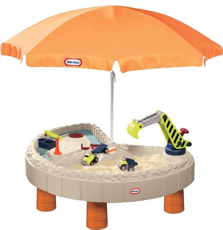 Little Tikes Konstruktions-Sandkasten (401N) für 115,94€ inkl. Versand (statt 158€)