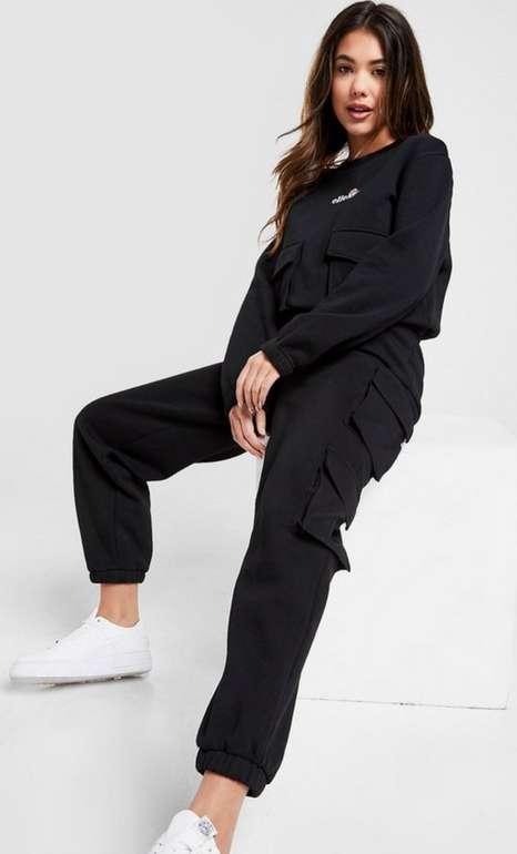 Ellesse Cargo Pocket Jogginghose Damen in Schwarz für 23,99€ inkl. Versand (statt 30€)