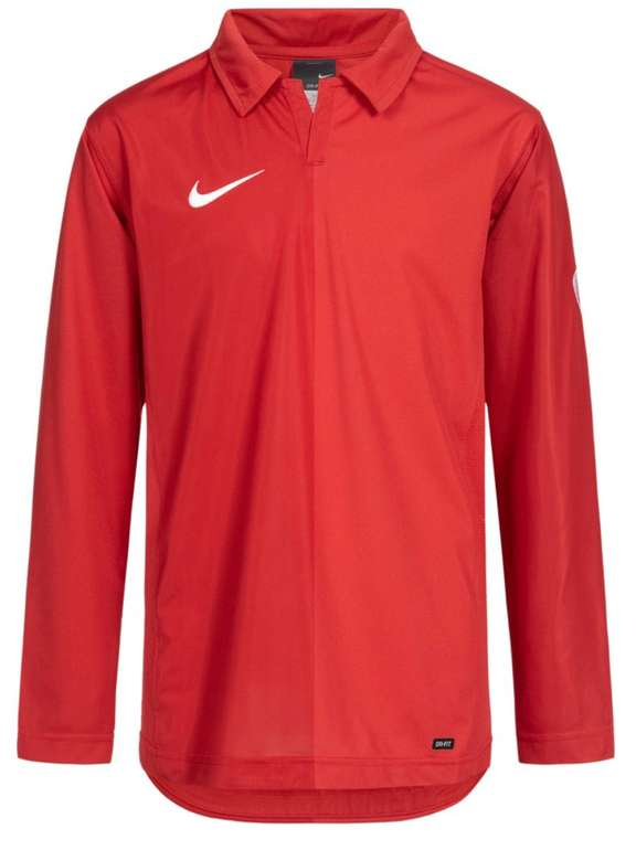 Nike Harlequin Kinder Langarm Trikot in rot für 7,55€ inkl. Versand (statt 12€)