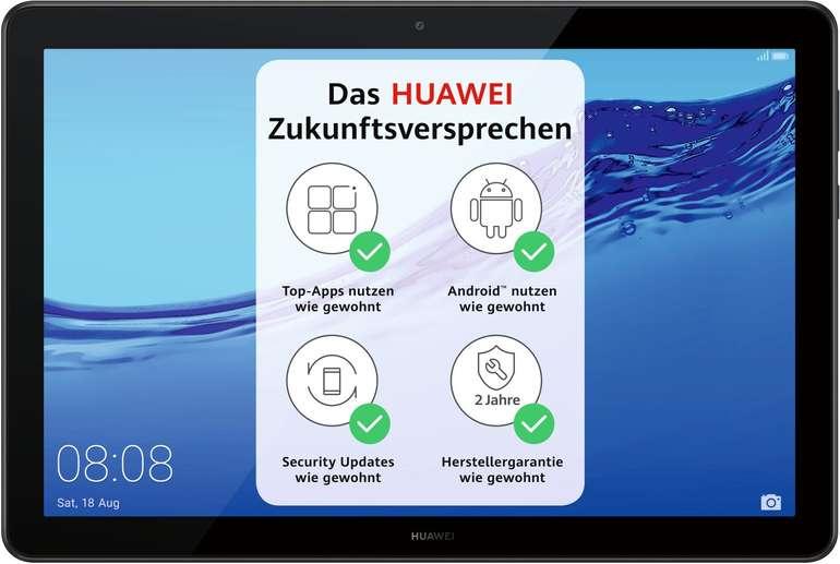 Huawei MediaPad T5 32GB LTE (+1€) inkl. Telekom 10GB LTE-Flat mit 150 Mbit/s für 14,99€ mtl.