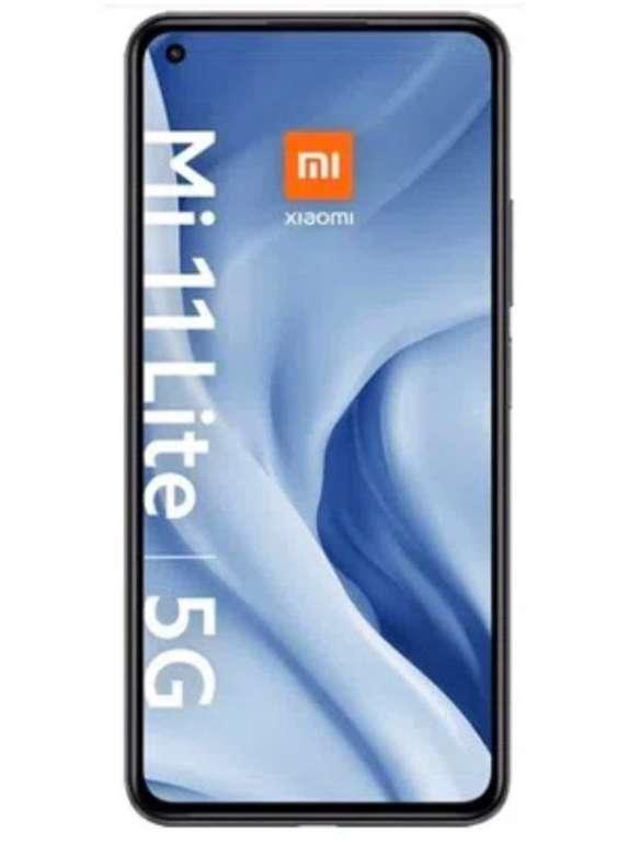Xiaomi Mi 11 Lite 5G mit 128GB Speicher (29€) + Vodafone Allnet-Flat inkl. 10GB LTE für 19,99€ mtl.