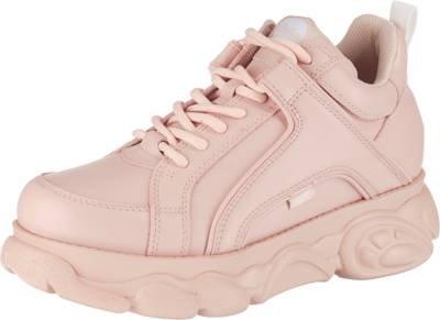 Buffalo Damen Sneaker Corin in rosa für 26,94€ inkl. VSK (statt 59€)