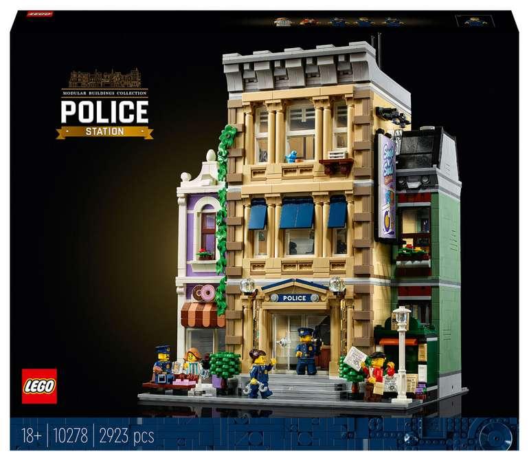 Lego® Creator Polizeistation (10278) für 149€ inkl. Versand (statt 165€) - Galeria Kundenkarte!