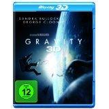 Gravity 3D auf Blu-ray für 8,99€ inklusive Versand (statt 12€)