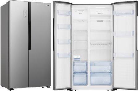 Gorenje Kühlschrank Qualität : Gorenje nrs mx side by side kühlschrank für u ac inkl vsku