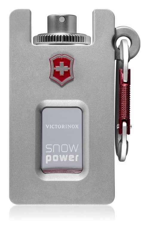 Victorinox Swiss Army Swiss Unlimited Snowpower Eau de Toilette (30ml) für 14,15€ inkl. Versand (statt 35€)