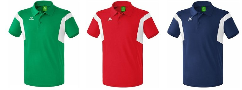 Erima Classic Team Polo-Shirt 2