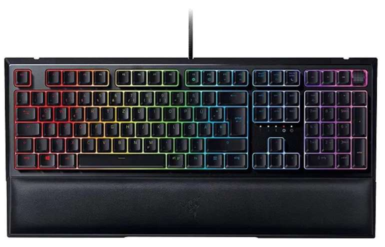 Razer Ornata V2 Gaming Tastatur mit Mecha-Membran für 72,25€ inkl. Versand (statt 80€)