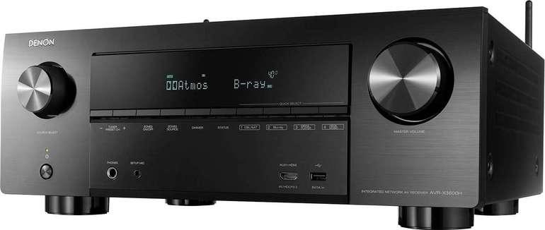 Denon AVR-X3600H - 9.2 AV-Receiver (WLAN, Bluetooth) für 777€ inkl. Versand (statt 857€)