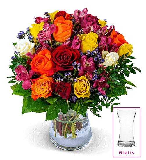 BlumeIdeal: 11€ Wertgutschein für nur 5€ (anrechenbar auf das gesamte Blumen-Sortiment)