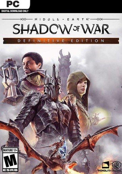 Mittelerde Schatten des Krieges - Definitive Edition Steam Key für 4,49€ (statt 6€)