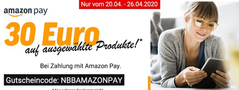 Notebookbilliger Amazon Pay Rabatt