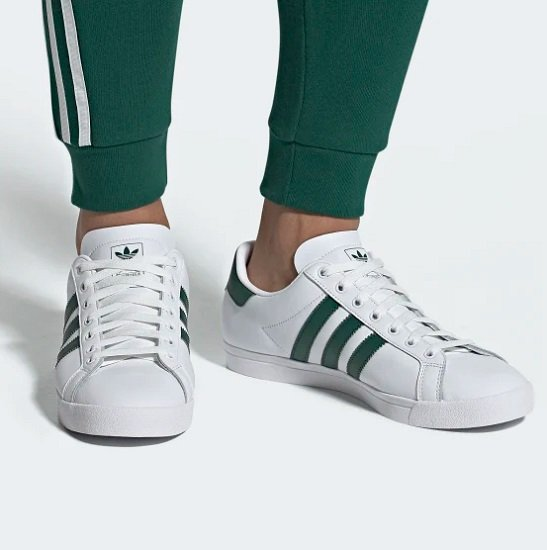Adidas Sale mit bis zu 50% Rabatt + 15% Extra on Top - z.B. Coast Star Schuhe für 59,60€ (statt 77€)