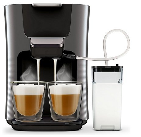 Philips HD6574/50 Senseo Latte Duo Kaffeepadmaschine für 169,99€ (statt 187€)