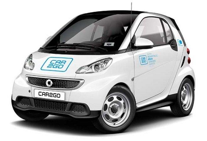 Carsharing: Kostenlose Registrierung bei car2go inkl. 5€ Start-Guthaben