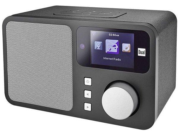 Dual IR 4 Internet Tischradio DLNA-fähig für 39,99€ inkl. VSK (statt 75€)