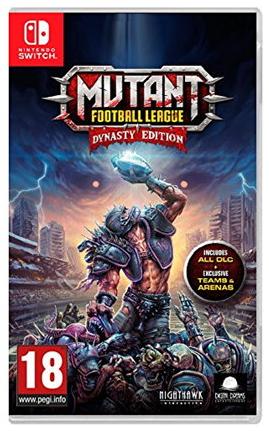 Mutant Football League: Dynasty Edition (XBOX, PS4, Switch) für 23,39€