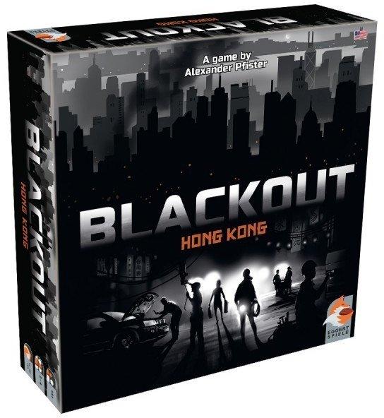 Blackout Hong Kong (Brettspiel) für 17,59€ inkl. Versand (statt 40€)