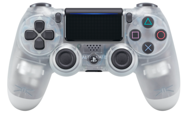 Sony DualShock 4 Wireless Controller V2 in Crystal für 42,99€ inkl. Versand