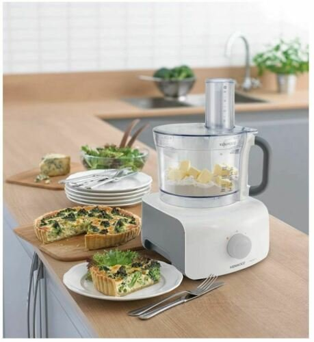 Kenwood FDP643WH Küchenmaschine Multipro Home 1000W 1,5L für 76,50€ (statt 160€) - B-Ware