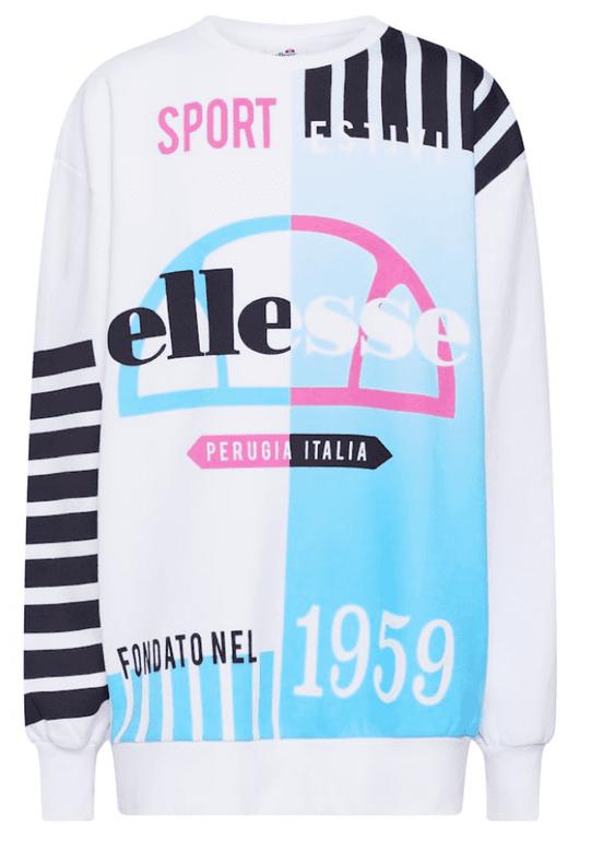 Ellesse Damen Sweatshirt Fonabella für 24,25€ inkl. VSK (statt 55€)