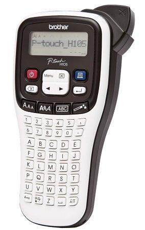Brother P-touch H105WB Beschriftungsgerät für 14,97€ (statt 25€) - Paydirekt!